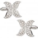 Ladies Butterfly Cufflinks