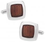 Rich Wood Cufflinks