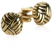 Robust Gold Cufflinks