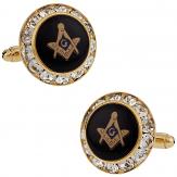 Masonic Cufflinks - Made in USA | Canada Cufflinks