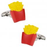 Salty Fries Cufflinks