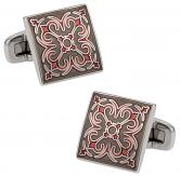 Layered Enamel Cufflinks | Canada Cufflinks
